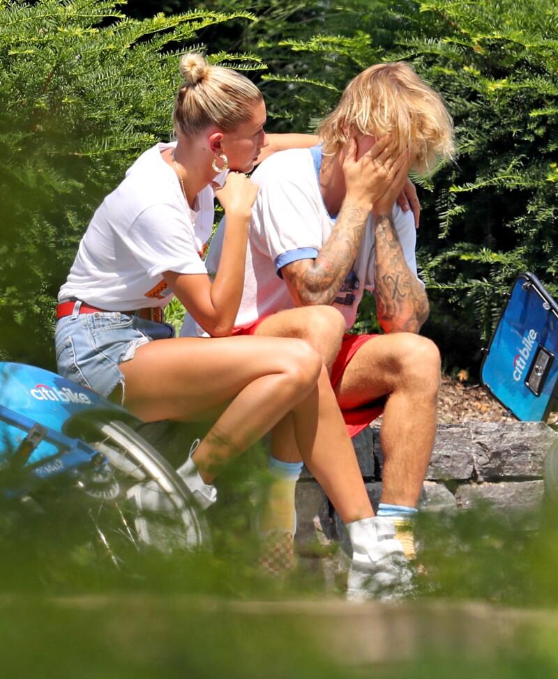 Justin Bieber, Hailey Baldwin.