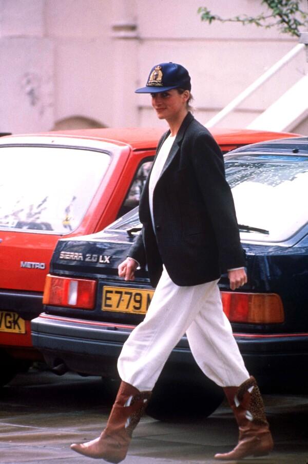 Lady Di en 1989