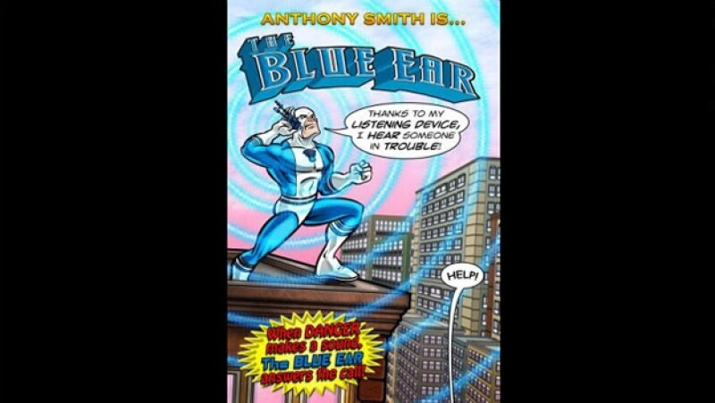 marvel blue ear comic anthony smith