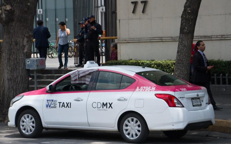Mi taxi CDMX