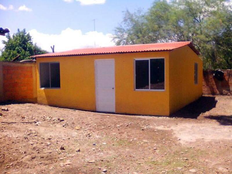 Casas entregadas en Guerrero por la Sedatu