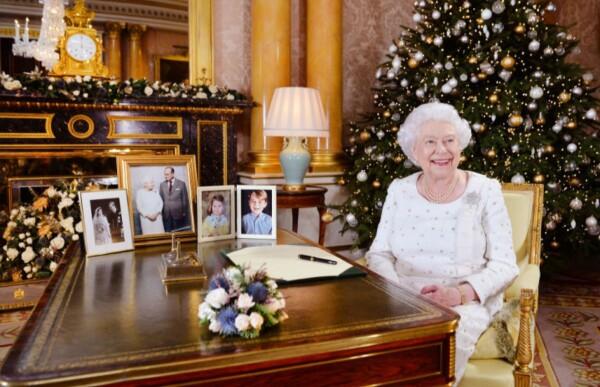 Reina Isabel II - Destacada