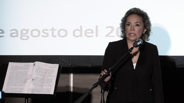 Elba Esther Gordillo