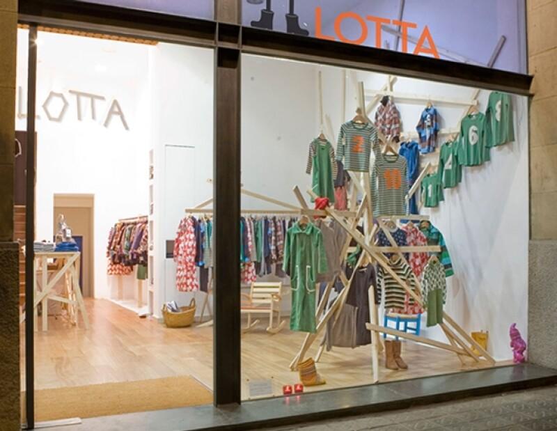 Una de las tiendas más bonitas de Barcelona