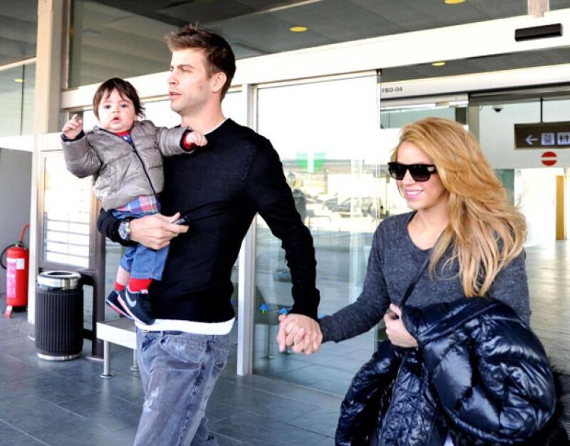 La cantante y el futbolista han compartido un comunicado público en sus redes sociales confirmando que el pequeño Sasha Piqué Mebarak nació a las 21:54 de este jueves.
