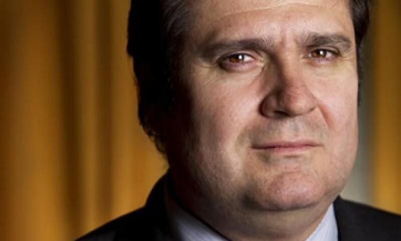 """Agustín Coppel """"es un negociador que actúa con firmeza y con sentido humano"""", dice el presidente del consejo de administración de Desarrolladora Homex. (Foto: Alfredo Pelcastre / Mondaphoto)"""