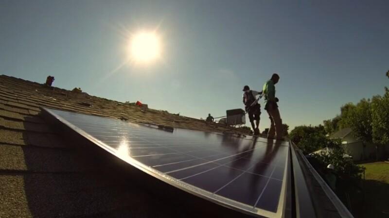 La planta solar más grande de África