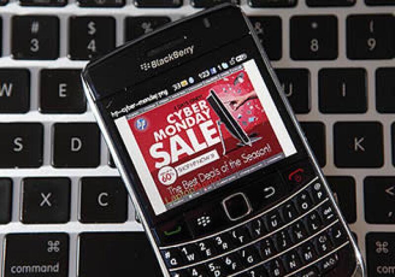 Los estadounidenses eligieron este año comprar a través de la Red. (Foto: CNNMoney.com)