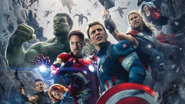 La cinta reúne a superhéroes como Iron Man y Thor.  (Foto: Tomada de @Avengers )