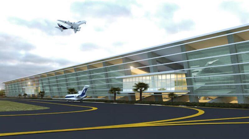 Aeropuerto de Santa Luc�a