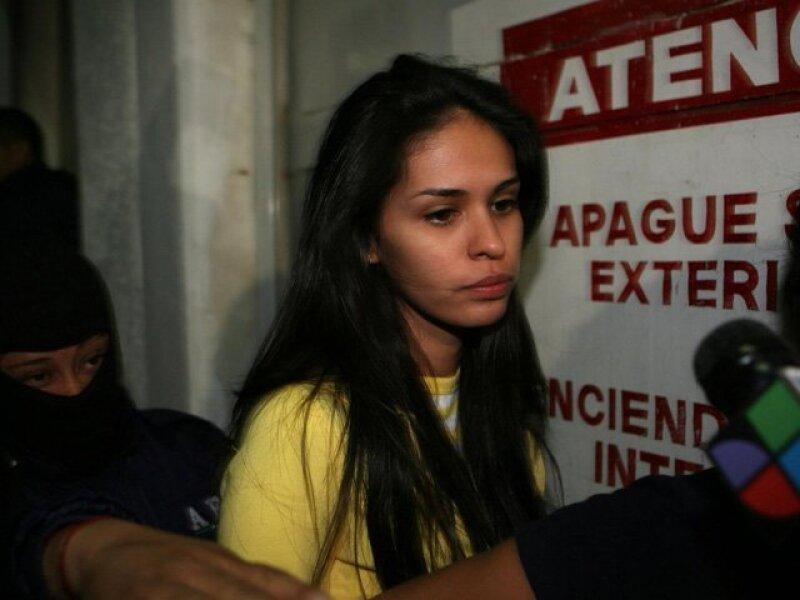 Laura Elena Zúñiga Huizar, ganadora del certamen Nuestra Belleza Sinaloa 2008, fue puesta en libertad por falta de pruebas, luego de que en diciembre pasado fue detenida por su presunta relación con el narcotrafico.