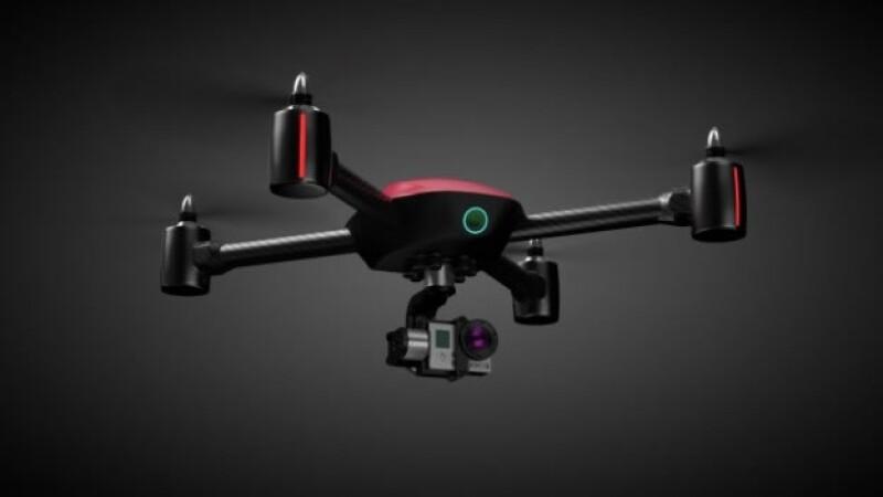 drone acosador airmind