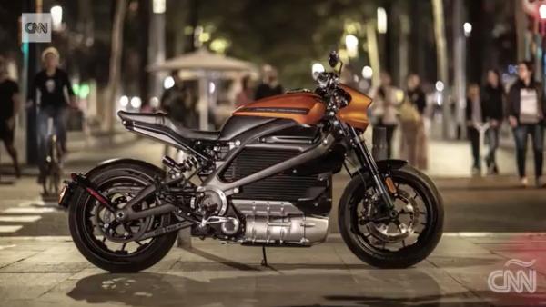 LimeWire es la moto eléctrica con la que Harley-Davidson debutó en el CES 2019