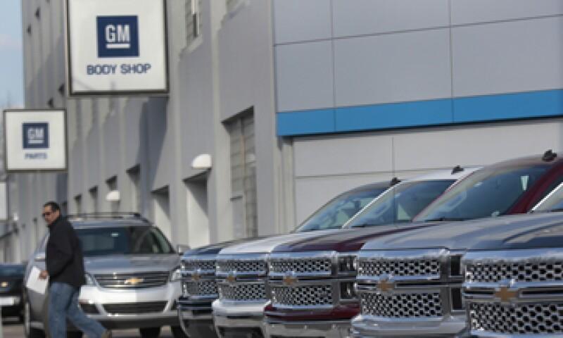 GM ha llamado a revisión a unos 2.6 millones de autos. (Foto: Reuters)