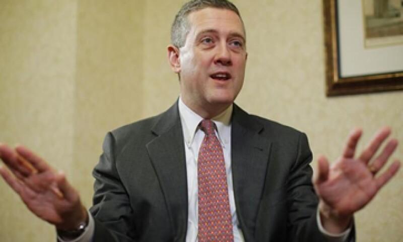 La probabilidad de una reducción en el estímulo se ha incrementado, dijo Bullard. (Foto: Reuters)