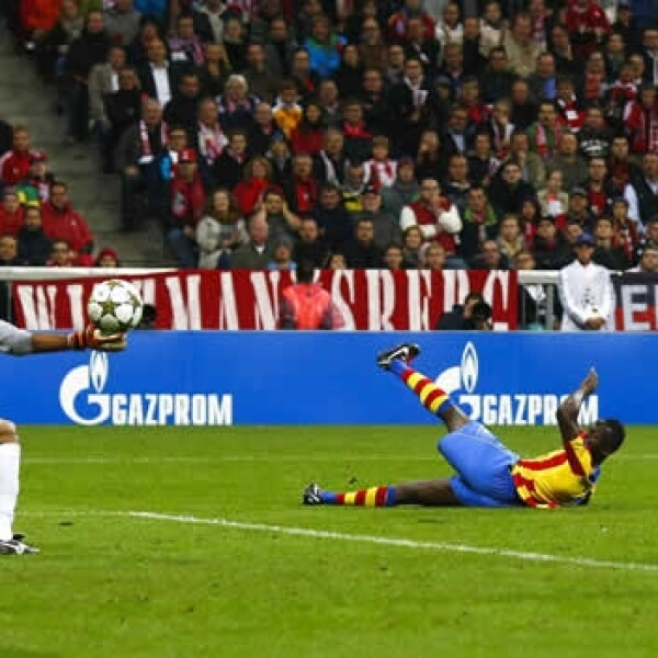 Bayern vs. Valencia ok