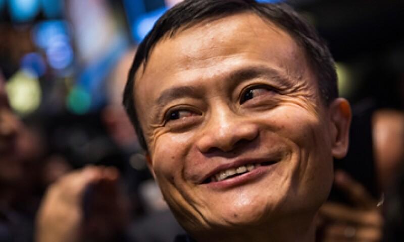 El fundador de Alibaba no figuraba en la lista del año pasado. (Foto: Getty Images)