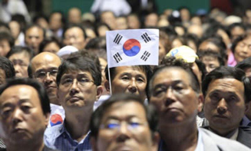 En 10 años, el volumen comercial entre Corea y América Latina aumentó a 13,000 mdd. (Foto: AP)