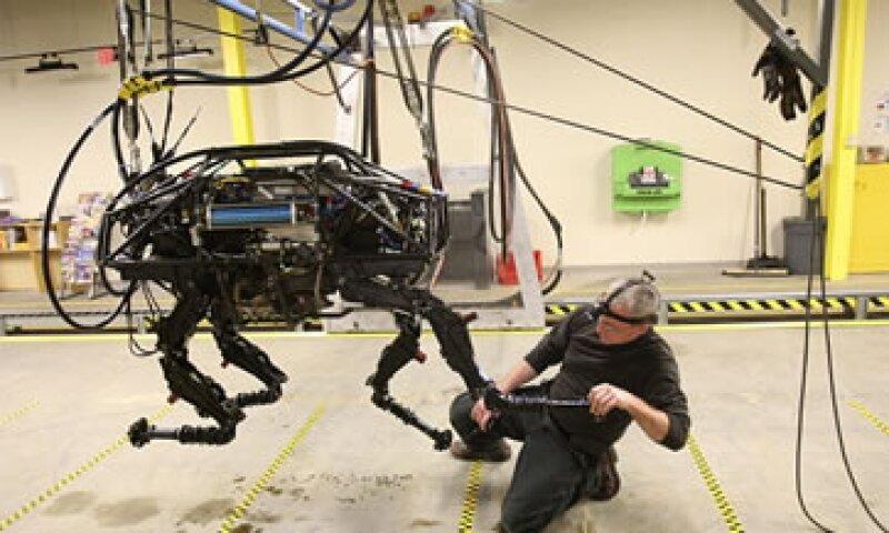 Boston Dynamics ha construido una sólida reputación por sus robots de alto rendimiento que comercializa al ejército de EU.  (Foto: Getty Images)