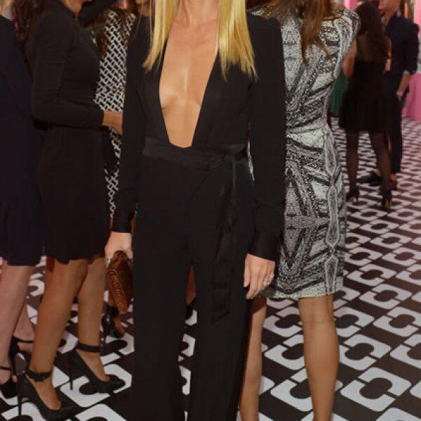 Gwyneth Paltrow- `Me encanta el outfit pero Gwyneth luce horrible´.