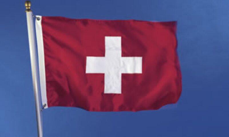 La economía de Suiza aún enfrenta el riesgo de caer en recesión a pesar de que el franco cede terreno frente al euro. (Foto: Thinkstock)
