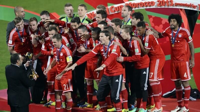 Bayern Munich campeon Mundial de Clubes_
