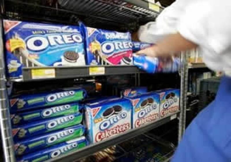 La primera oferta de Kraft por Cadbury (16,700 millones de dólares) fue rechazada en cuestión de horas. (Foto: AP)