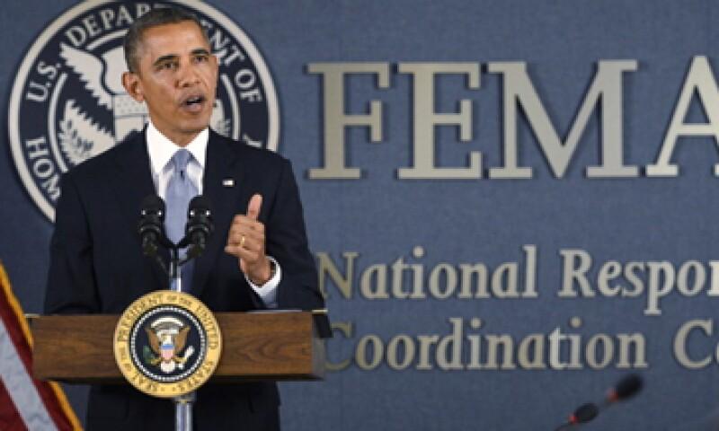 Obama se mostró abierto a discutir sus iniciativas de salud cuando el paro del Gobierno finalice. (Foto: Getty Images)