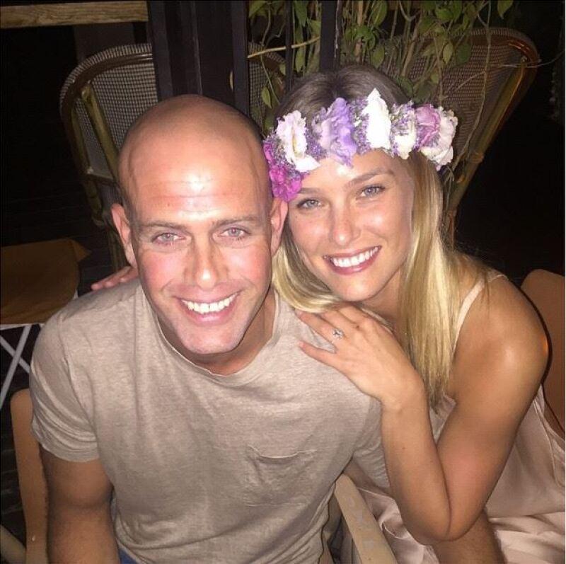La modelo y el empresario se conocieron en 2012, después de que ella terminó su romance con Leo DiCaprio.