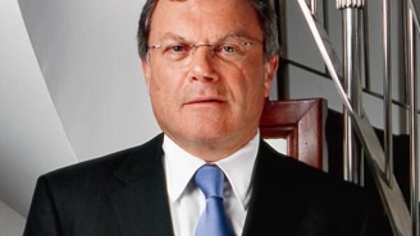 Sir Martin Sorrell advierte que la nueva ruta del negocio publicitario son los países emergentes como México. (Foto: Especial)