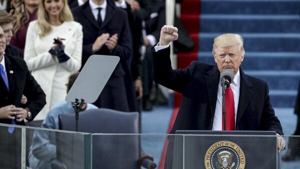 Momentos clave de la presidencia de Trump