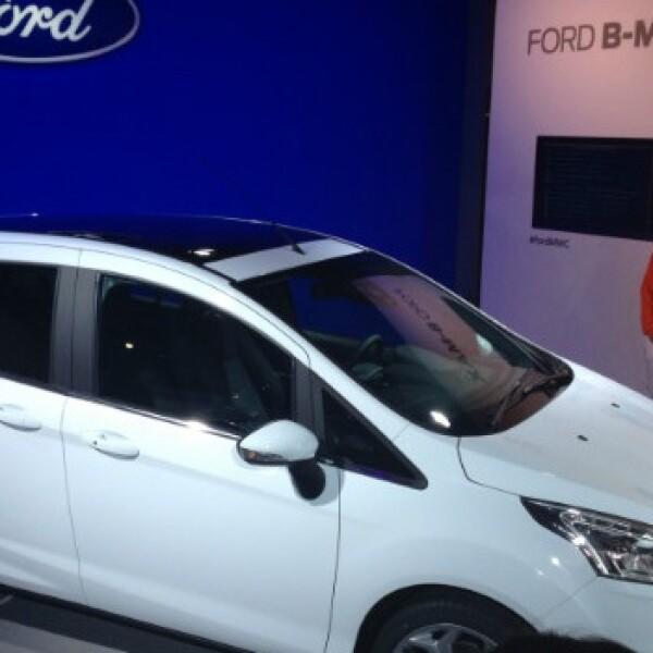 Ford automovil WMC 2012
