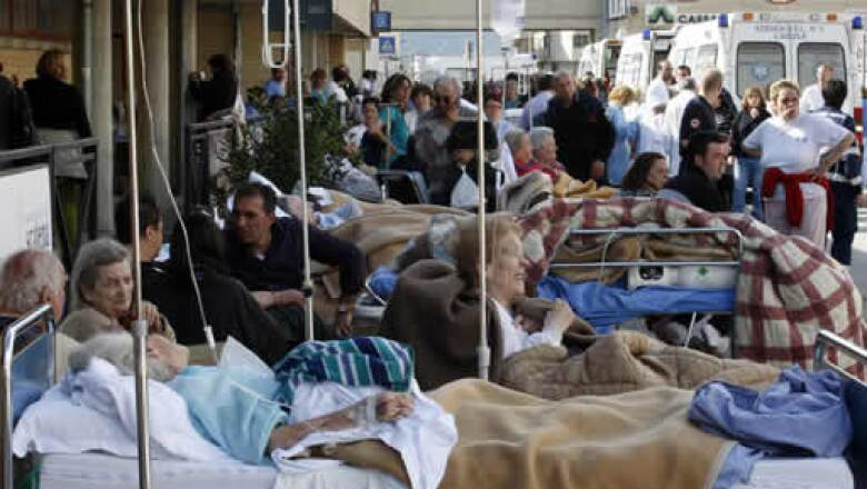 Al menos 150 personas perdieron la vida y que más de 1,500 resultaron heridas, reportaron las autoridades.