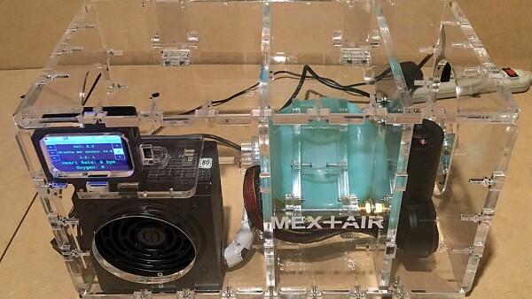 Ventilador inteligente diseñado por investigadores del Cinvestav