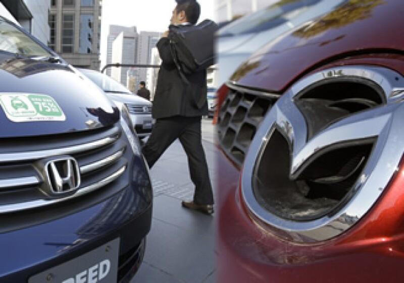 La reanudación de las operaciones de Honda y Mazda se da después de que automotrices rivales retomaran sus actividades de manera parcial anteriormente. (Foto: Especial)
