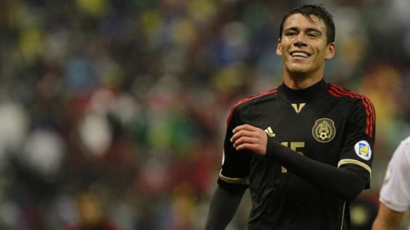 Hector Moreno seleccion nacional