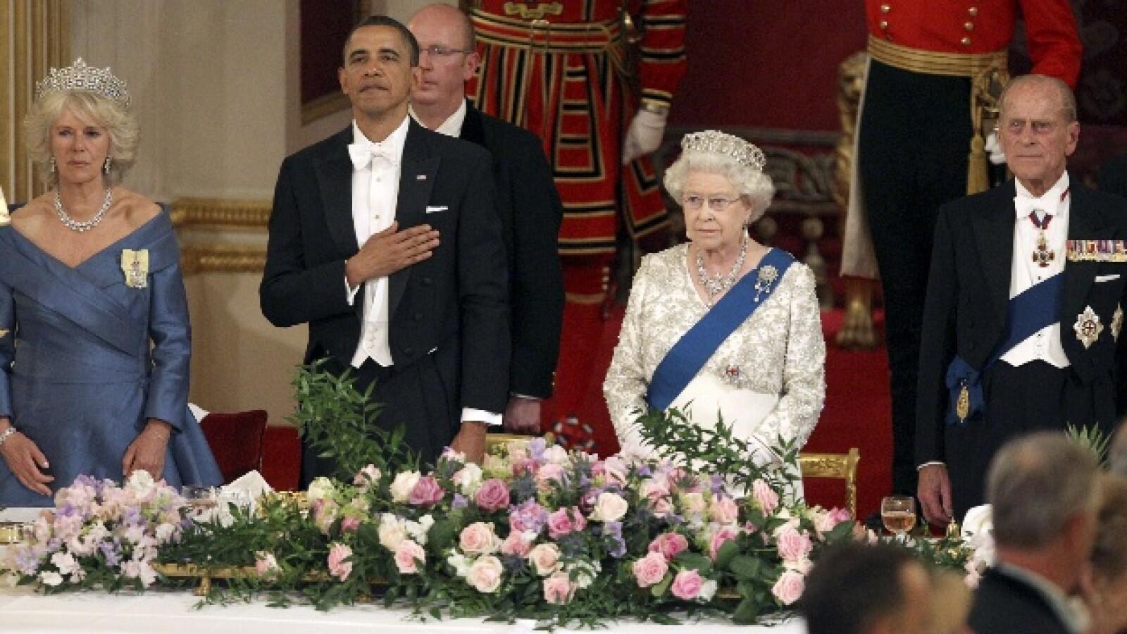 londres, cena, Buckingham