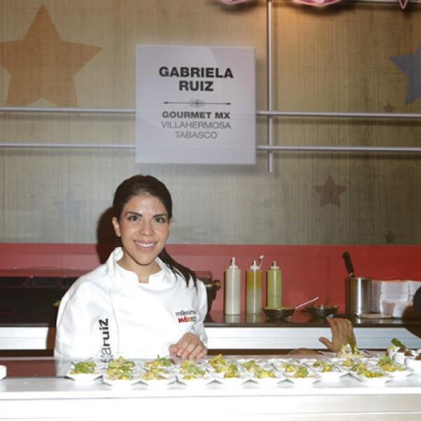 Gabriela Ruíz
