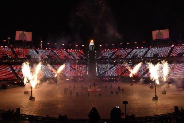 Ceremonia de clausura PyeongChang 2018