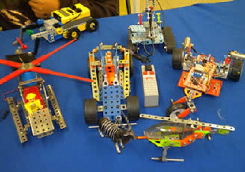 La firma Robotics 3D fabricará 100,000 piezas a la semana, con proveeduría 100% nacional. (Foto: Silvia Ortiz)