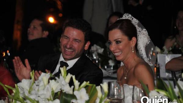 Boda Fabiola Paredes y Víctor Hugo Naveja