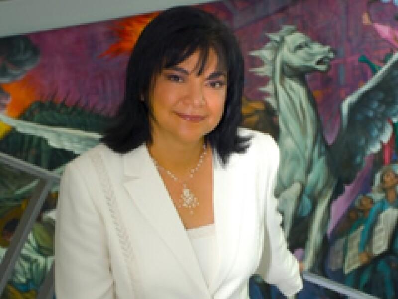 La Directora de Administración y Finanzas de Grupo Cementos Chihuahua. (Foto: Especial)