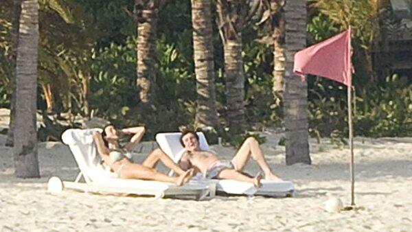 Paul McCartney vacaciona en Cancún