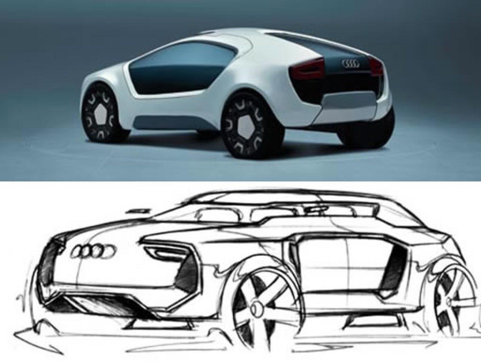 La Universidad de Ciencias Aplicadas de Munich trabajó con Audi para diseñar autos del futuro. El tema era canalizar la tecnología hacia energías sostenibles, respetuosas con el ambiente.