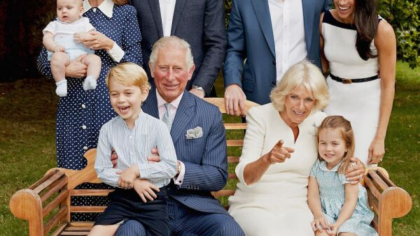 Prince Charles official birthday portraits, London, UK - 05 Sep 2018