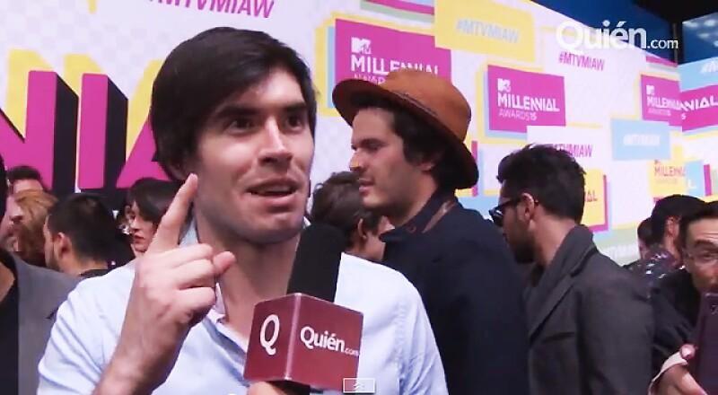 Retamos a las celebridades que recorrieron el red carpet de los Millennial Awards de MTV a jugar con nosotros una ronda de Marry, Sex, Kill.