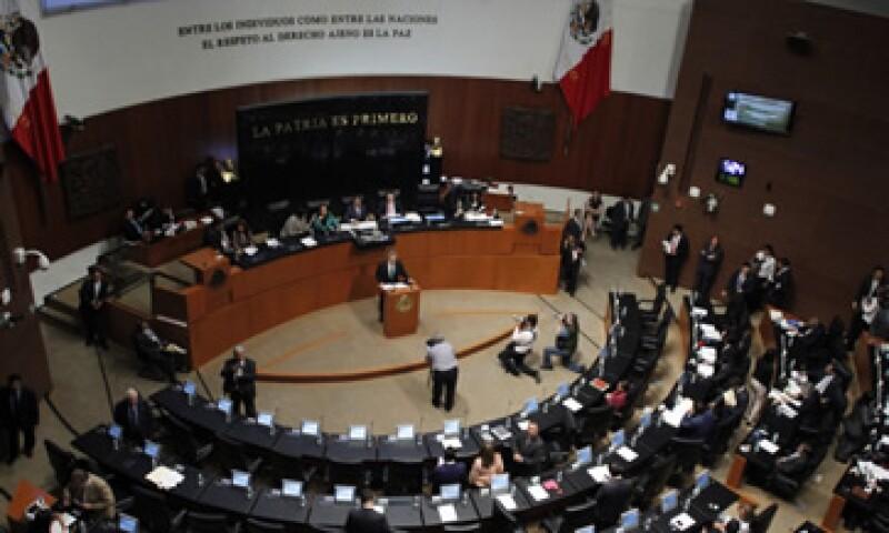 Los senadores discutirán ahora los documentos en lo particular. (Foto: Cuartoscuro)