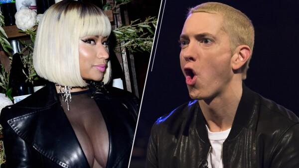 Nicki Minaj y Eminem
