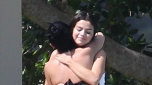 Selena Gomez y Chelsey Rebelo