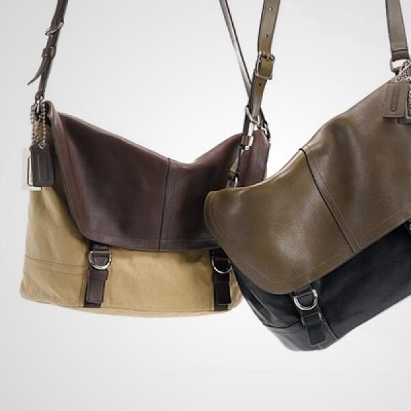 Lleva tu 'laptop' con estilo, dentro de estas mochilas hechas en piel y con interiores de terciopelo.